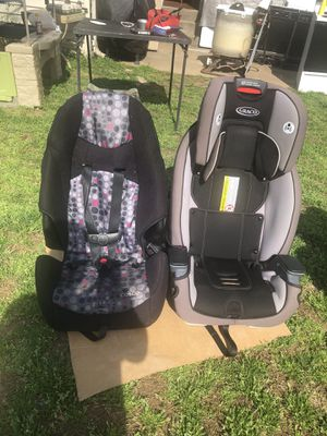 Car seat for both for Sale in Clarksville, TN