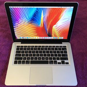 MacBook Pro 13 inch Mid 2010 with NEW 120 GB SSD, 4 GB RAM, 2.4 GHz Core 2 Duo-(Ready to use NOW). for Sale in Pompano Beach, FL