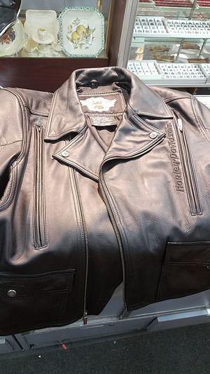 Harley Davidson jacket extra large for Sale in Visalia, CA
