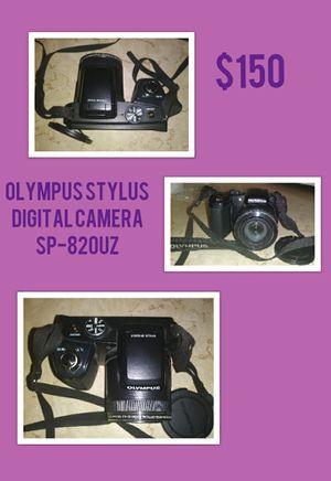 Olympus Stylus Digital Camera 4gb SD card included for Sale in Decatur, AL
