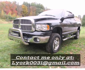 Price ➯$1,400 2005 DODGE RAM 2500 SLT CREW CAB for Sale in Syracuse, NY