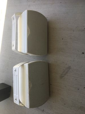 Outdoor speakers for Sale in San Diego, CA