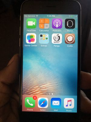 JAILBROKEN iPhone 6 for Sale in Ludlow, MA