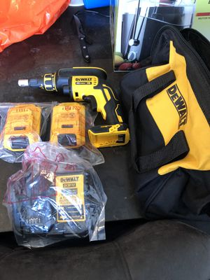 Dewalt drill set for Sale in Queens, NY