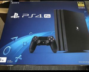 PS4 Pro!! for Sale in Austin, TX