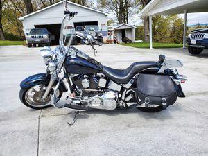 """Harley Davidson """"Fat boy"""" for Sale in Elkton, VA"""