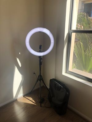 ring light for sale :) for Sale in Los Angeles, CA
