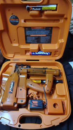 PASLODE CORDLESS UTILITY STAPLER #4 for Sale in Chico, CA