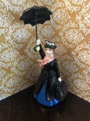 Vintage Disney Mary Poppins figurine for Sale in Irvine, CA