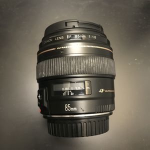 Canon 85mm 1.8 USM for Sale in Fort Lauderdale, FL
