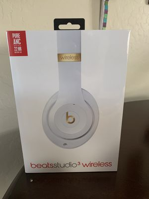 Beats studio 3 wireless headphones for Sale in Phoenix, AZ