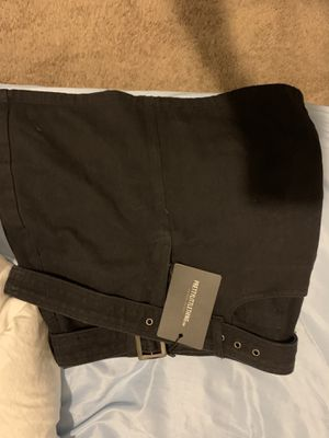 PLT black denim skirt for Sale in Tacoma, WA