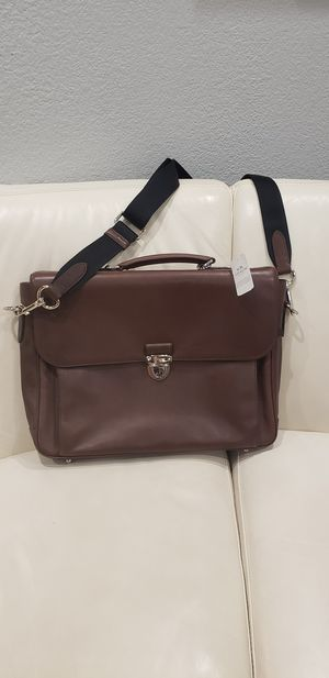 COACH Metro Briefcase laptop bag F71899 - New with tags. It is Authentic- too late to return but comes with original gift receipt for Sale in Ontario, CA