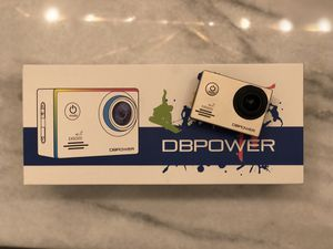 DB power video camera - similar to a GoPro for Sale in Charlotte, NC