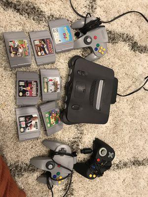 Nintendo 64 (original) for Sale in Philadelphia, PA