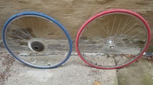 Road Bike Wheels for Sale in Chicago, IL