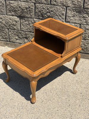 antique step table for Sale in Clinton Township, MI