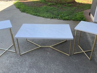 Coffee And End Table for Sale in San Diego,  CA
