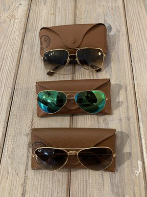 Ray-Ban Polarized Sunglasses- choice of one pair. for Sale in Blythewood, SC