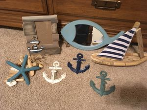 Nautical Theme decorations for Sale in Greer, SC