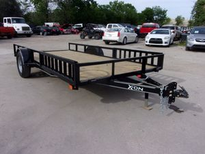 2019 NEW SINGLE AXLE X-ON UTILITY TRAILER 14x77 for Sale in Lewisville, TX