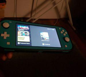 Nintendo switch lite for Sale in Sunrise, FL