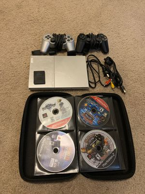 Playstation 2 + Games for Sale in Goodyear, AZ