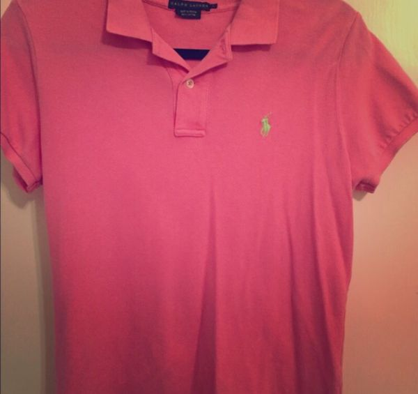 Ralph Lauren women's skinny polo