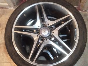 """AMG 18"""" rims for Sale in Washington, DC"""