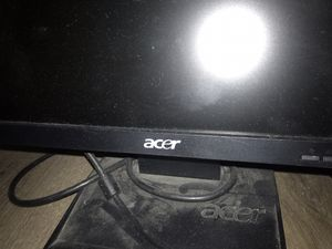 Acer computer monitor for Sale in Sacramento, CA