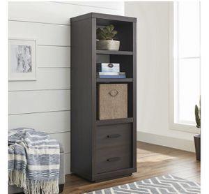 Cube bookcase shelving closet shelf price was $250 for Sale in Salt Lake City, UT