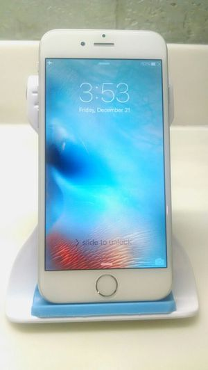 APPLE IPHONE 6 128GB NOT A PLUS MODEL(price firm please don't send offers for less) for Sale in Calumet City, IL