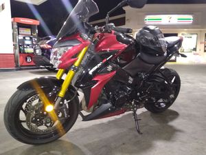 2016 Suzuki GSX-S1000 clean title tags 2021 for Sale in Garden Grove, CA