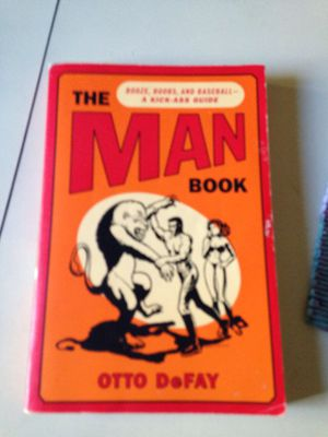The Man Book -Paperback- Otto DeFay for Sale in Rancho Cucamonga, CA