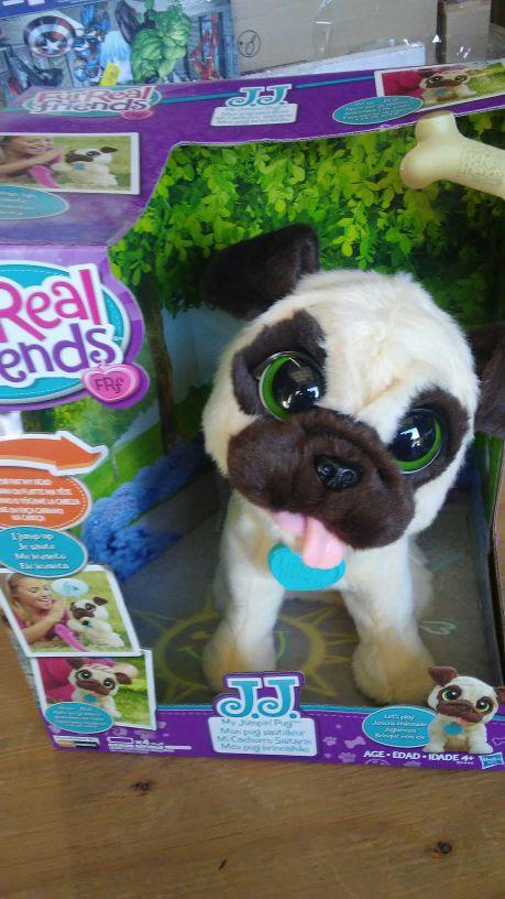 FurReal Friends JJ, My Jumpin' Pug Pet