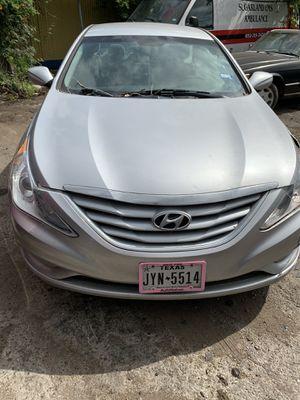 2013 Hyundai Sonata PARTS & 2.4 Motor for Sale in Houston, TX