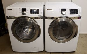 Samsung Steam front load Washer and Dryer for Sale in Fontana, CA