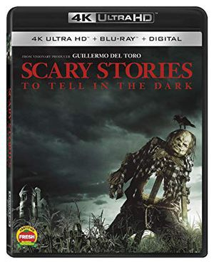 Scary stories to tell in the dark 4K for Sale in Costa Mesa, CA