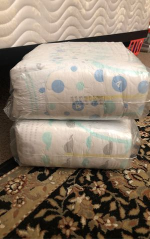 60ct size 4 diapers for Sale in Elk Grove, CA