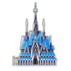 Frozen Castle Pin Disney Castle Collection – Limited Release for Sale in Tamarac, FL