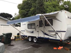 2007 Thor Summit, 22RB Travel Trailer for Sale in Fallbrook, CA