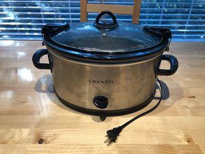 6 quart crock-pot for Sale in Austin, TX