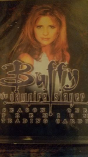 Buffy the Vampire Slayer season 1 (cards 1-51) for Sale in Springfield, VA