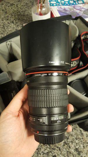 Canon 135mm f2 L for Sale in Springfield, VA