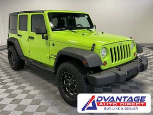 2013 Jeep Wrangler Unlimited for Sale in Kent, WA