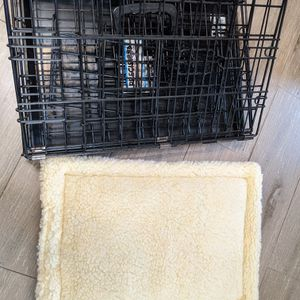 Precision Pet Crate and Pad for Sale in Fresno, CA