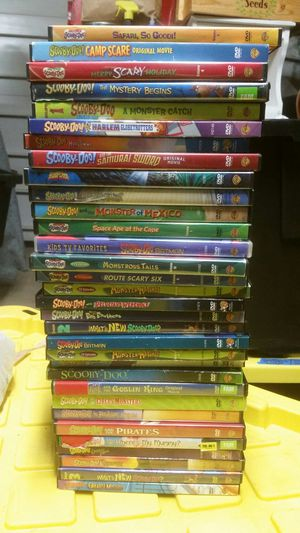 Scooby doo dvds for Sale in Vancouver, WA
