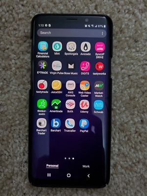Samsung Galaxy S9+ Unlocked for Sale in Mountain View, CA
