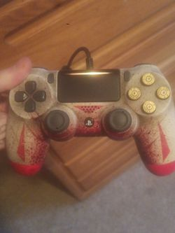 PlayStation 4 Custom Jason Vorhees Controller for Sale in Vancouver,  WA