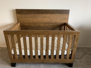 Baby/Toddler Crib for Sale in Clinton Township, MI